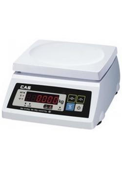 Весы эл.порционные Cas swii-30