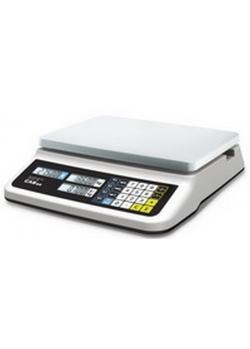 Весы электронные торговые Cas pr-30b (lcd, ii)