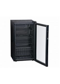 Шкаф холодильный со стеклом Cooleq tbc-85