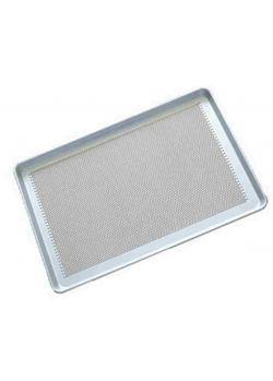 Лист перфорированный алюминий толщ.1мм 600X400X30