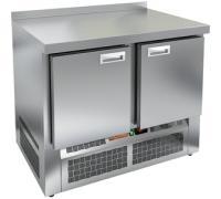 Стол охлаждаемый среднетемпературный Hicold тип TN модель GNE 11/TN O, без борта