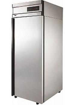 Шкаф холодильный с глухой дверью Polair cm107-g
