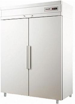 Шкаф холодильный с глухой дверью Polair cm114-s