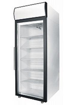 Шкаф холодильный со стеклом Polair dm107-s
