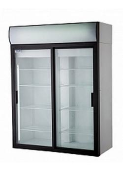 Шкаф холодильный со стеклом Polair dm110sd-s