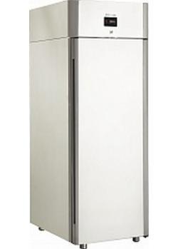 Шкаф морозильный с глухой дверью Polair cb105-s