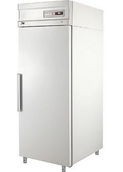 Шкаф морозильный с глухой дверью Polair cb107-s
