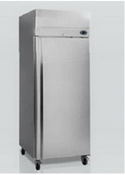 Шкаф холодильный с глухой дверью Tefcold rk710 нержавеющий