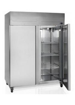 Шкаф морозильный с глухой дверью Tefcold rf1420 нержавеющий