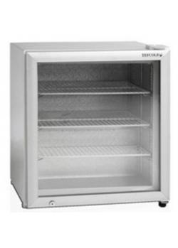Шкаф морозильный со стеклом Tefcold uf100g-p