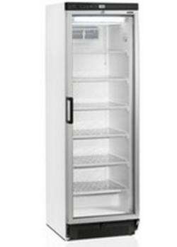 Шкаф морозильный со стеклом Tefcold uffs370g-p