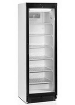 Шкаф морозильный со стеклом Tefcold ufsc370g-p