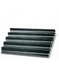 Лист для пек.шкафа UNOX tg 435 600x400 для багетов