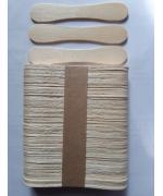 Палочки для мороженого дерев. 94*2*17 мм. Бабочки 50 шт/уп /1/180/ N
